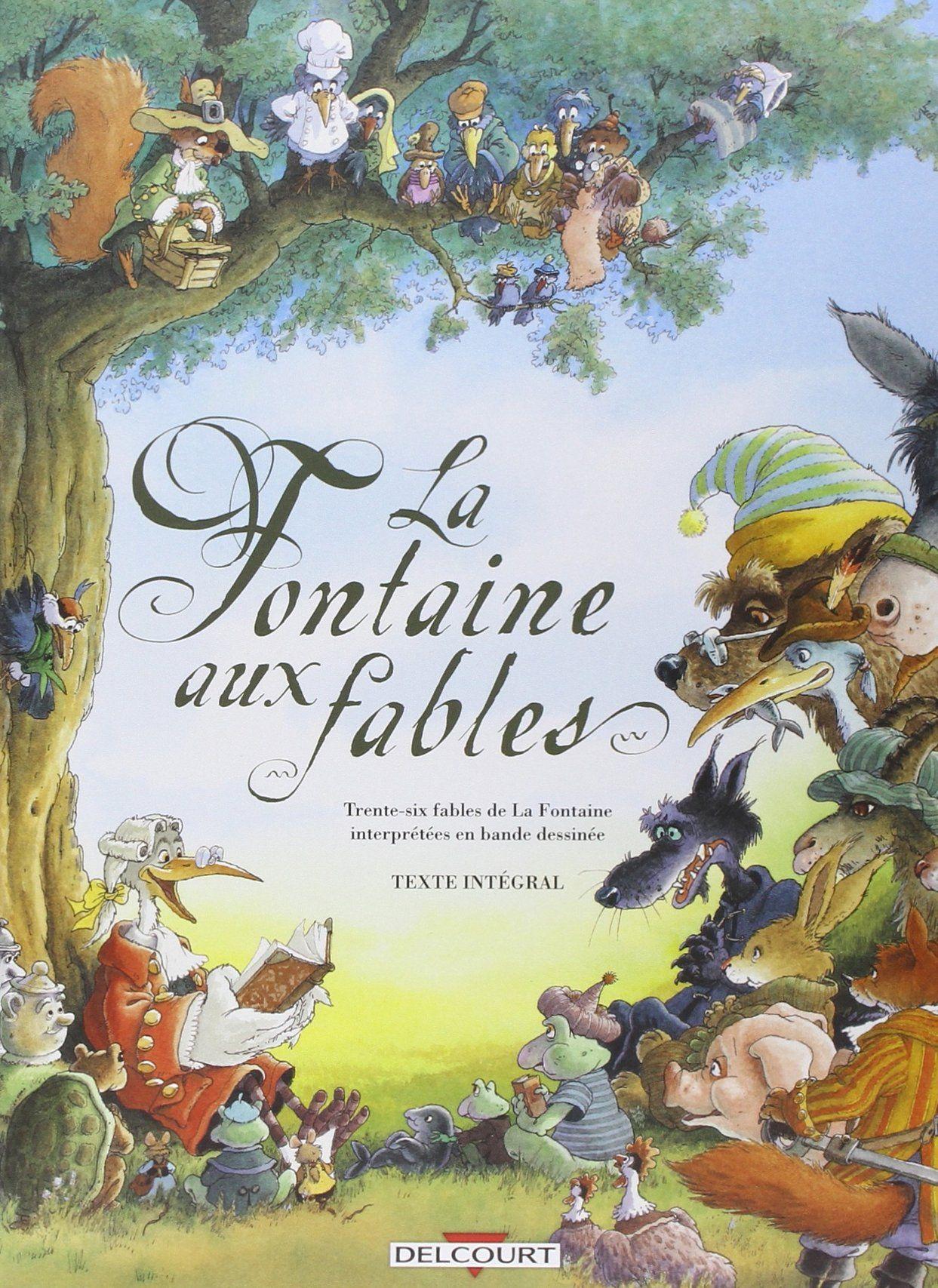 Séquence découvrir les fables de La Fontaine - Edumoov, Le ...